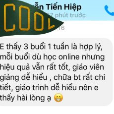Feedback-O76-TienHiep